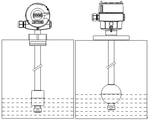 浮球液位计安装注意事项